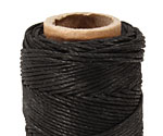 Black Hemp Twine 20 lb, 205 ft