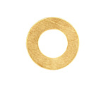 Brass Ring Blank 25mm