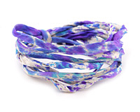 Twilight Recycled Sari Silk Cord
