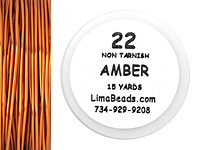 Parawire Amber 22 Gauge, 15 Yards