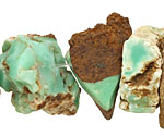 Chrysoprase Rough Nuggets 6-30x15-45