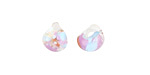 Unicorne Beads Wild Hyacinth Teardrop 9-10mm
