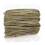 Olive Drab Irish Waxed Linen 7 ply