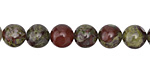 Dragon Blood Jasper Round 8mm