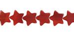 Carnelian Star 10mm
