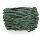 Dark Emerald Irish Waxed Linen 12 ply