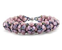 Sweet Alyssum Bracelet Pattern