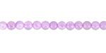Lavender Amethyst Round 4-4.5mm