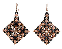 Bertel Earrings Pattern