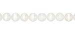Tibetan (Dzi) Agate White Banded Round 6mm