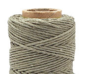 Dusty Olive Hemp Twine 20 lb, 205 ft
