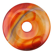 Lava Terra Agate Donut 50-53mm