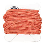 Salmon Irish Waxed Linen 7 ply
