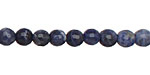 Sodalite Faceted Round 6mm