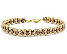 Steppin' Out Bracelet Pattern