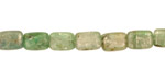 Green Kyanite Thin Pillow 7-8x5-6mm
