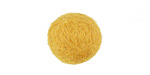 Goldenrod Felt Round 20mm