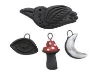 Gaea Ceramic Raven Gifts Bundle