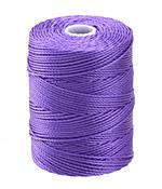 C-Lon Amethyst (.5mm) Bead Cord