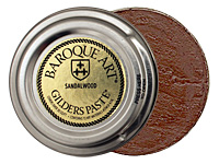 Sandalwood Baroque Art Gilders Paste 30ml