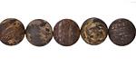 Bronzite (matte) Round 10mm