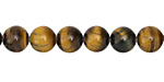 Tiger Eye Round 8mm