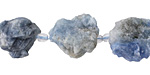 Kyanite Natural Nugget 12-29x10-15mm