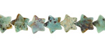 African Turquoise Star 8mm