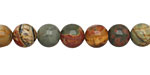 Red Creek Jasper Round 8mm
