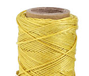 Yellow Hemp Twine 10 lb, 205 ft
