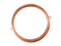 German Style Wire Copper Round 26 gauge, 20 meters
