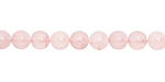 Rose Quartz Round 6mm
