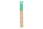 Wood & Emerald Resin Stick Drop 3.5x30mm