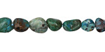 Chrysocolla Tumbled Nugget 5-10x5-8mm