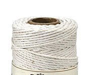 White Hemp Twine 48 lb, 205 ft
