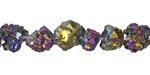 Titanium Pyrite Nugget 6-10mm