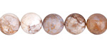 Smoky Dendritic Opal Round 10mm