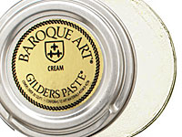 Cream Baroque Art Gilders Paste 30ml