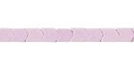 Lavender Agate Chevron 6x4mm