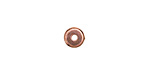 TierraCast Antique Copper (plated) Disk Heishi 6mm