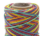 Rainbow Hemp Twine 20 lb, 205 ft