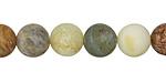 Antique Soochow Jade (Matte) Round 10mm