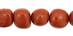 Red Jasper Tumbled Nugget 11-13x10-11mm