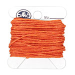 Orange Crush Irish Waxed Linen 4 ply
