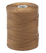 C-Lon Sable Fine Weight (.4mm) Bead Cord