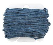 Royal Blue Irish Waxed Linen 12 ply