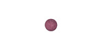 Matte Ruby Resin Round Cabochon 6mm