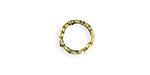 Vintaj Antique Brass (plated) Organic Ring 12mm