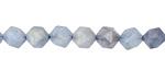 Aquamarine Rose Cut 6-7x6mm