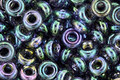 TOHO Gold Lustered Hydrangea Demi Round 8/0 Seed Bead